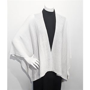 PONCHO - EILEEN FISHER